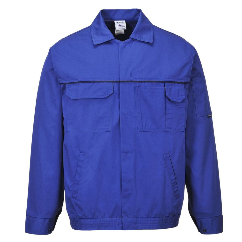 Blouson de travail Portwest Workwear - Bleu Royal