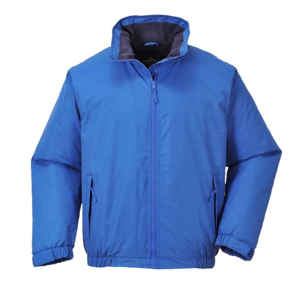 Blouson imperméable Portwest Moray - Bleu Royal