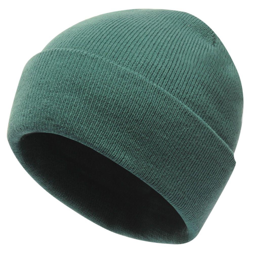 Bonnet à revers Regatta Professional AXTON - Vert Bouteille