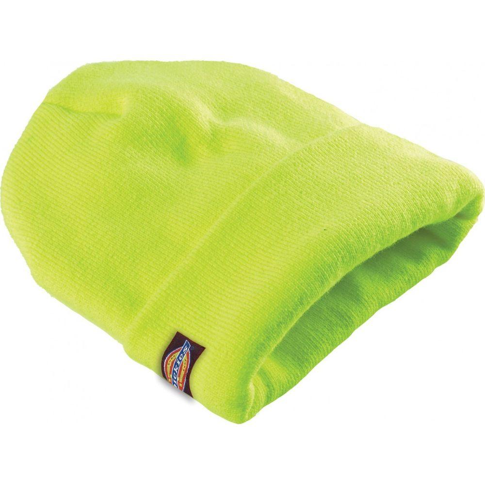Bonnet Haute Visibilité Dickies Thinsulate - Jaune fluo