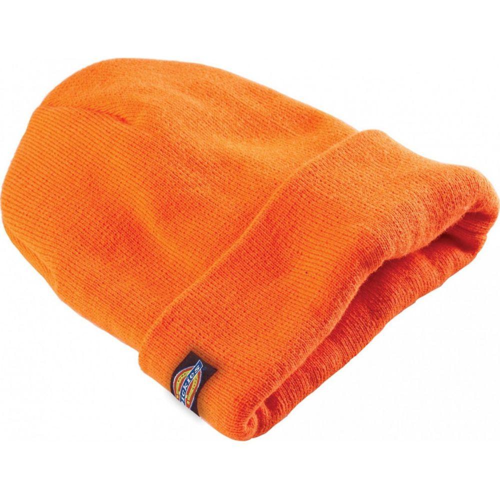Bonnet Haute Visibilité Dickies Thinsulate-ORANGE FLUO