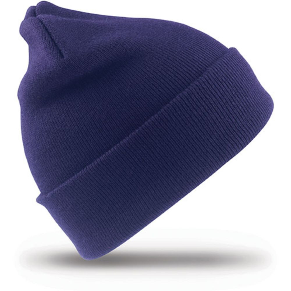 Bonnet hiver Result WOOLLY - Bleu Royal