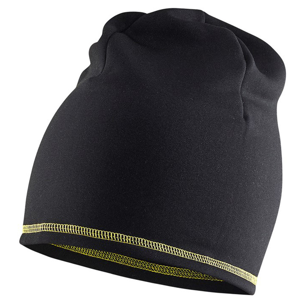 Bonnet polaire Blaklader - Noir / jaune