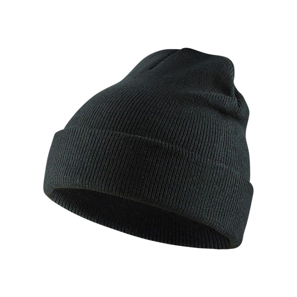 Bonnet tricoté Blaklader 100% acrylique - Noir