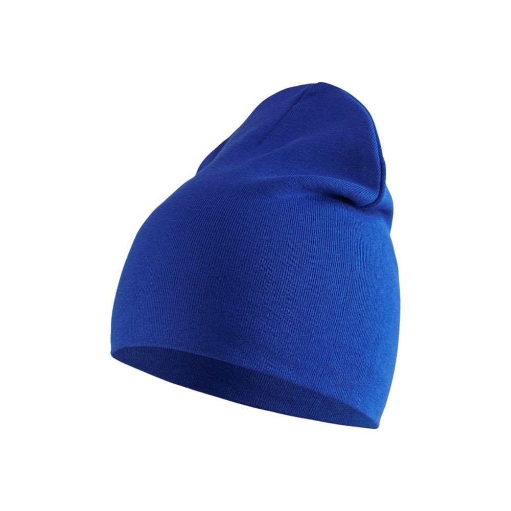 Bonnet tricoté Blaklader 100% coton - Bleu Marine