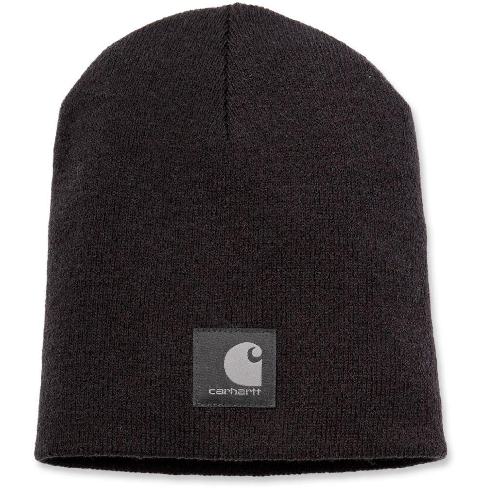 Bonnet tricoté Carhartt KNIT HAT - Noir