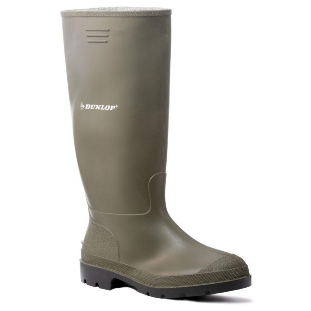 Botte de pluie Dunlop Selenium - Vert