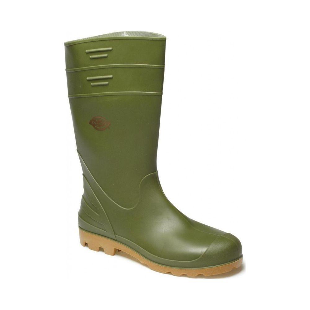 Bottes de pluie non sécurité Dickies Pennine - Vert