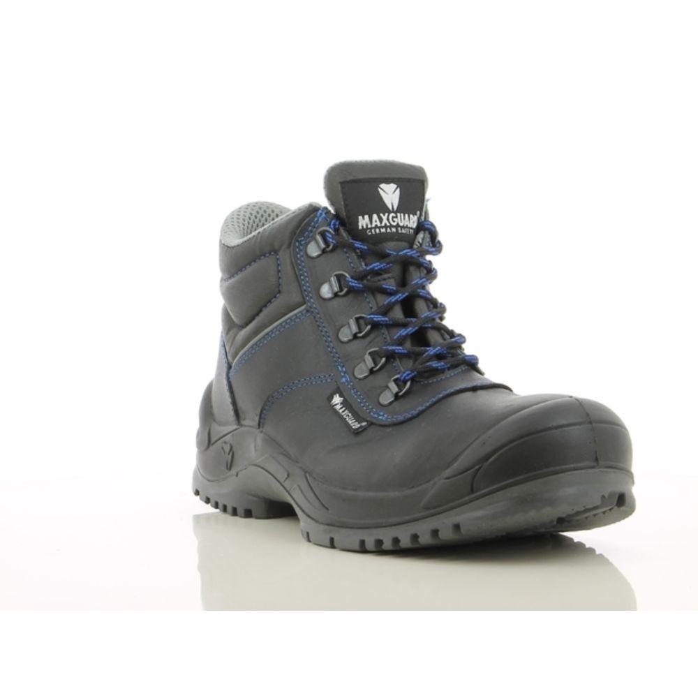 Chaussures de sécurité montantes Maxguard COLE C410 S3 SRC - Noir