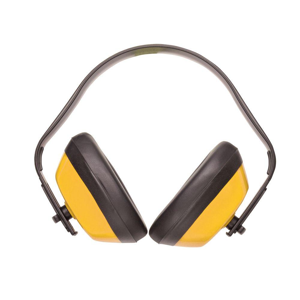 Casque anti-bruit Portwest Classic - Jaune