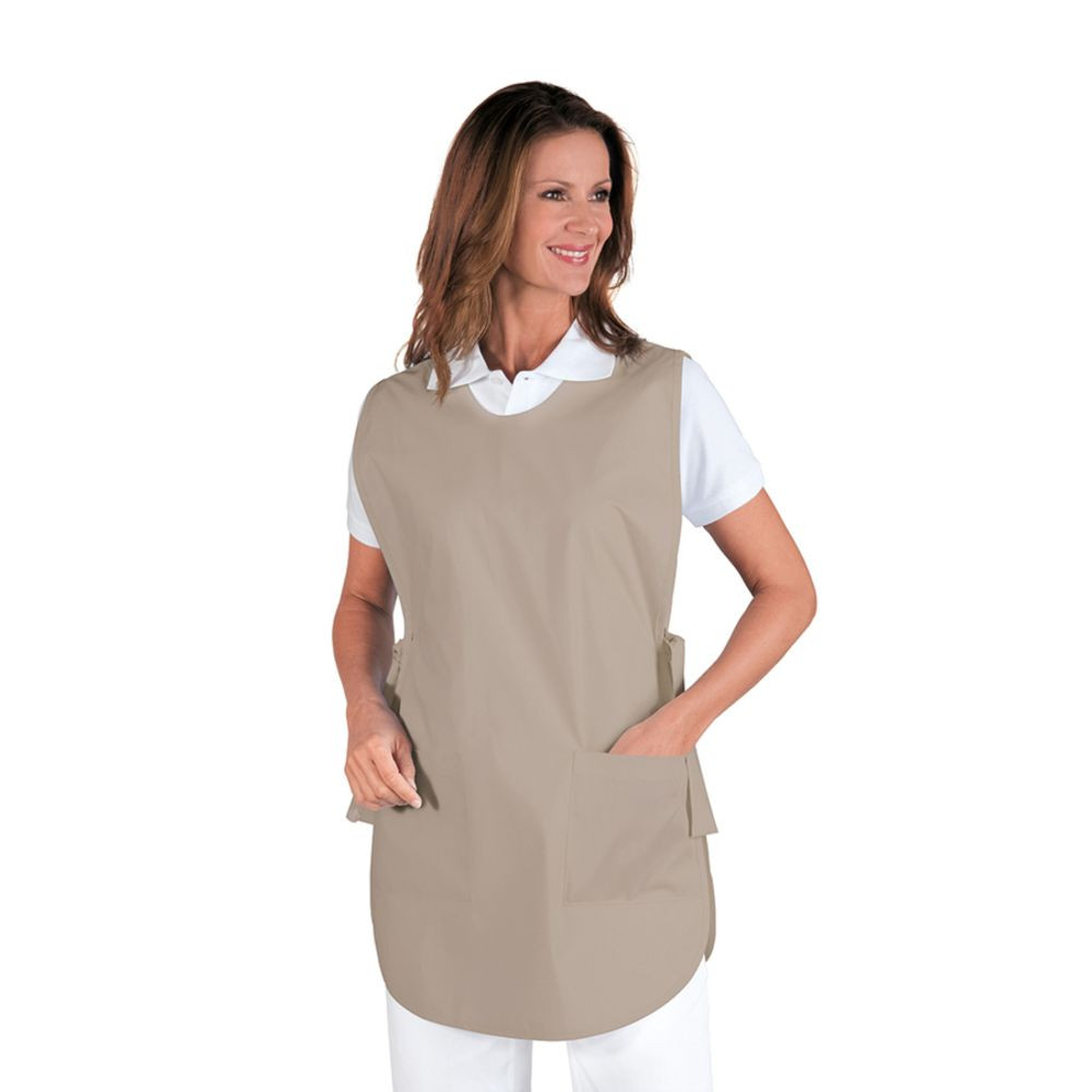 Chasuble service femme Isacco Poncho Gris Tortora - Gris