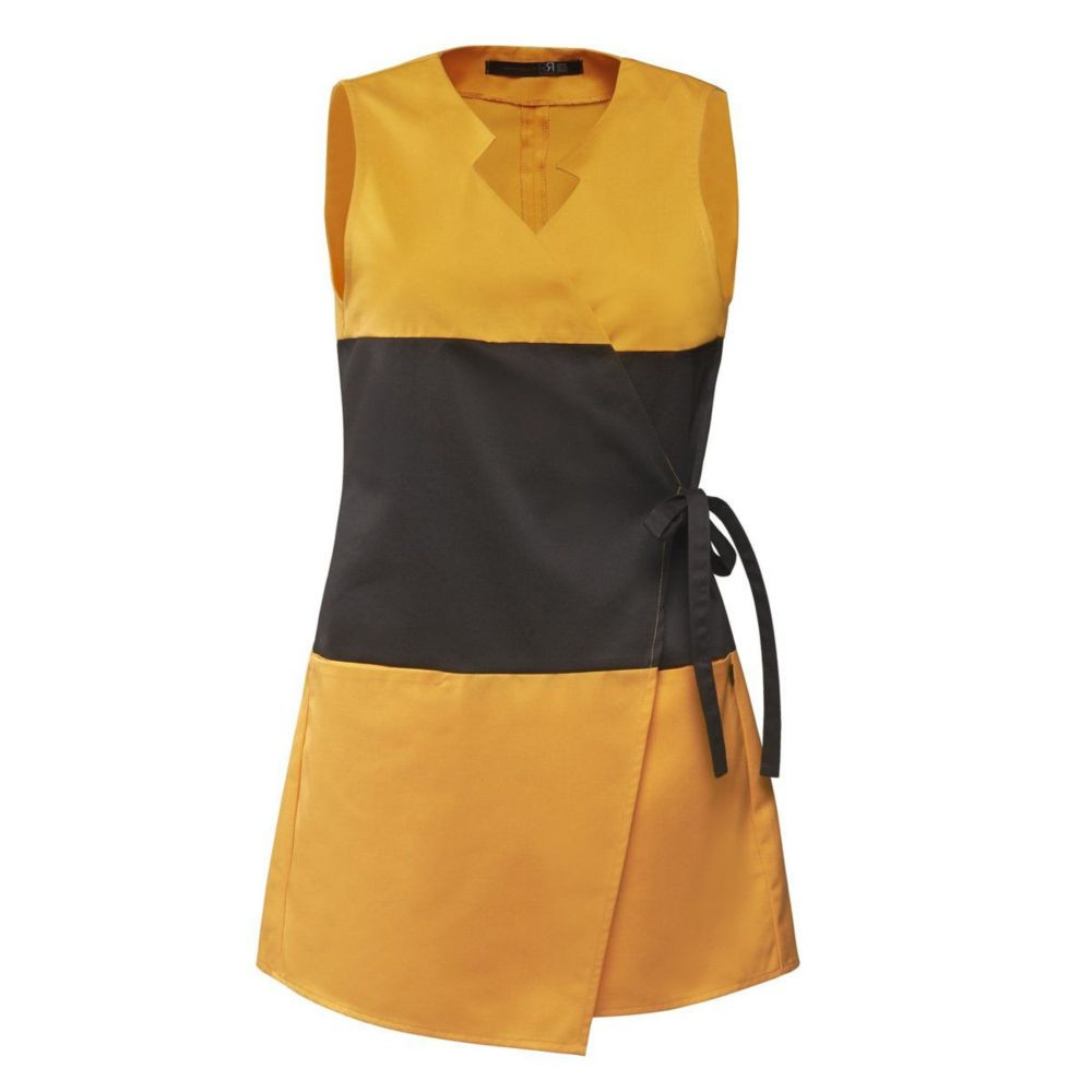 Chasuble service femme Robur VALLEY - Orange