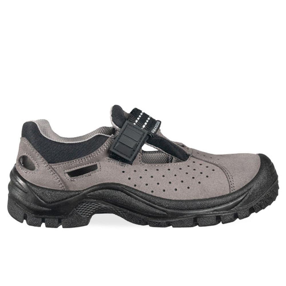 Sandales de sécurité Maxguard ARNE S1P - Gris