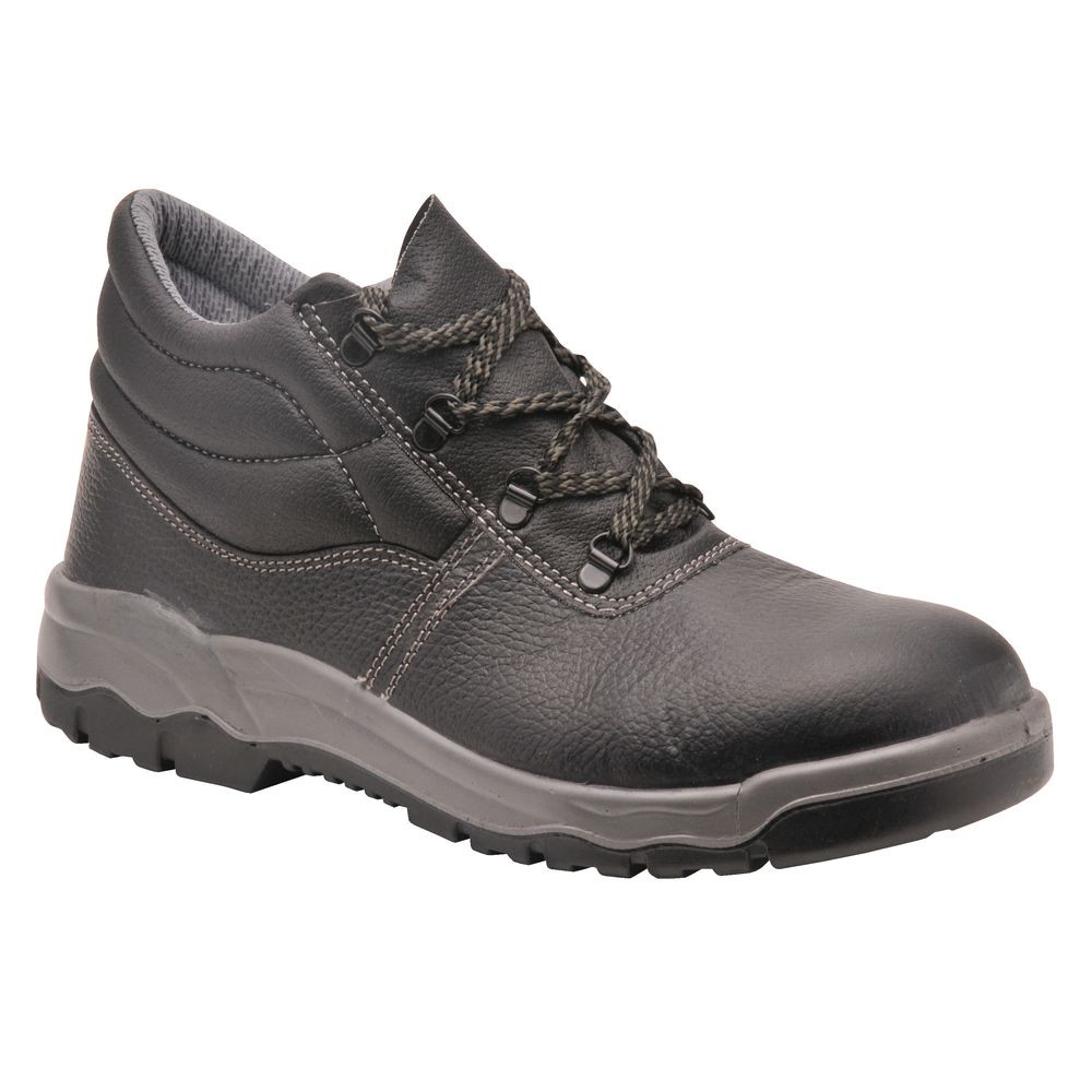 Chaussures de sécurité montantes S3 Portwest Kumo Steelite - Noir