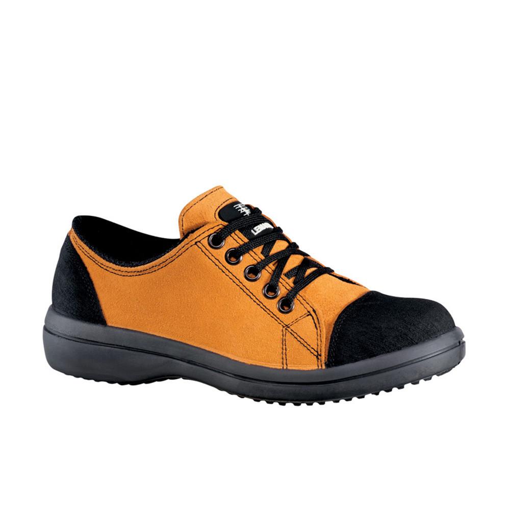 Chaussure de sécurité basse femme Lemaitre VITAMINE S2 SRC Orange - Orange