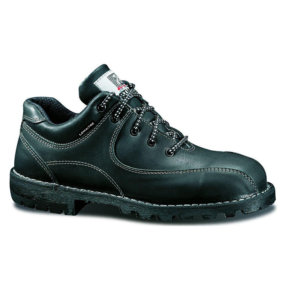 Chaussure de sécurité basse Lemaitre Gobi S3 CI HRO - Noir