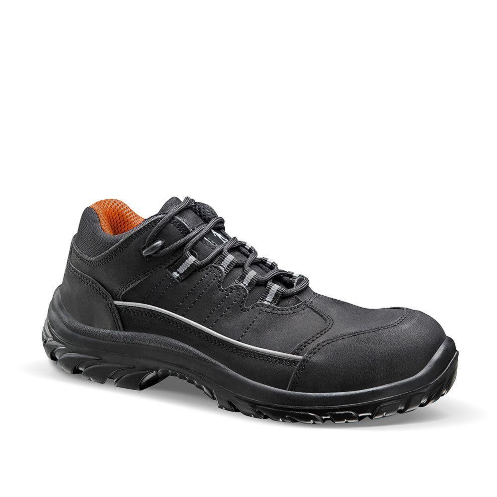 Chaussure de sécurité basse Lemaitre S3 Ducie SRC - Noir