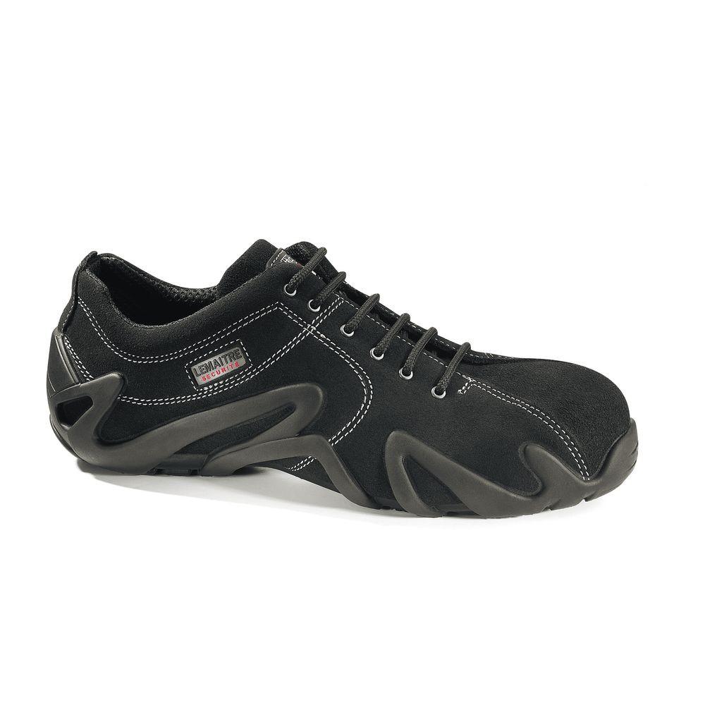 73cdc2487a0 Chaussure de sécurité basse Lemaitre S3 Easyblack SRC noire ...