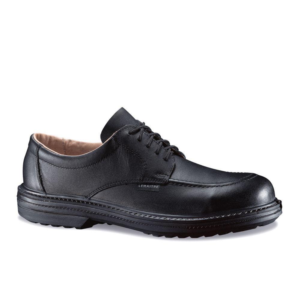 c5b098315acbb2 ... Chaussure de sécurité basse Lemaitre S3 Sirius SRC 100% non métallique  - Noir ...