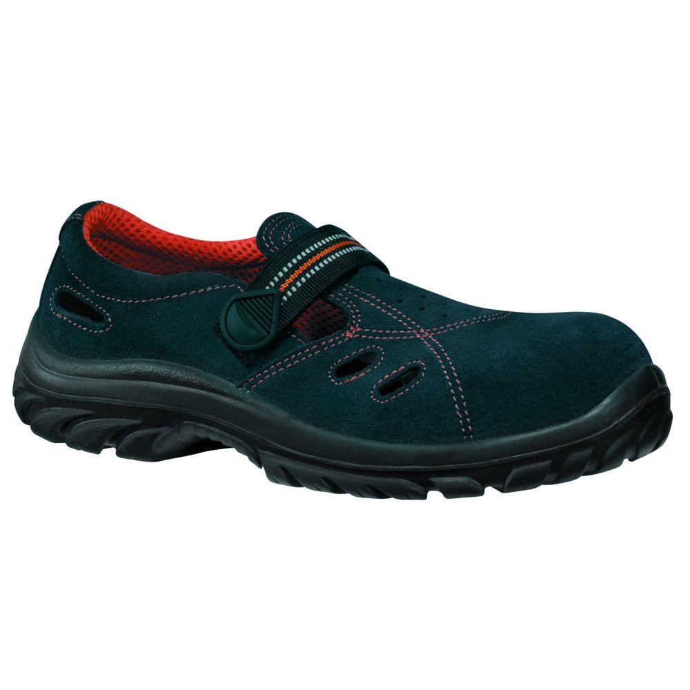 Chaussure de sécurité basse Lemaitre SANDFOX S1 SRC 100% non métallique - Bleu
