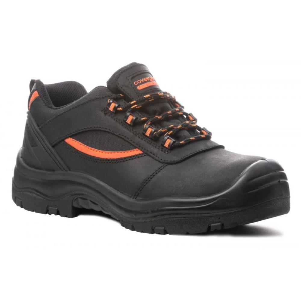 431ad502b9 ... Chaussure de sécurité basse Coverguard Pearl S3 SRC 100% sans métal -  Noir ...