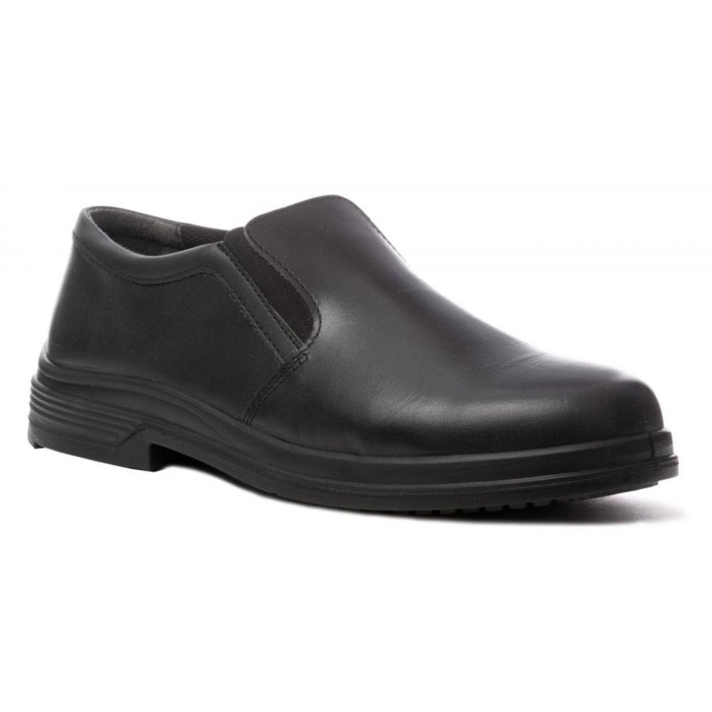 Chaussure de sécurité sans lacets Coverguard Jasper S3 SRC - Noir