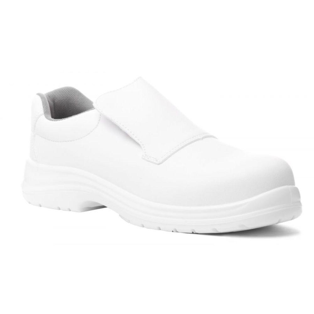Chaussure de sécurité cuisine Coverguard Okenite S2 SRC - Blanc