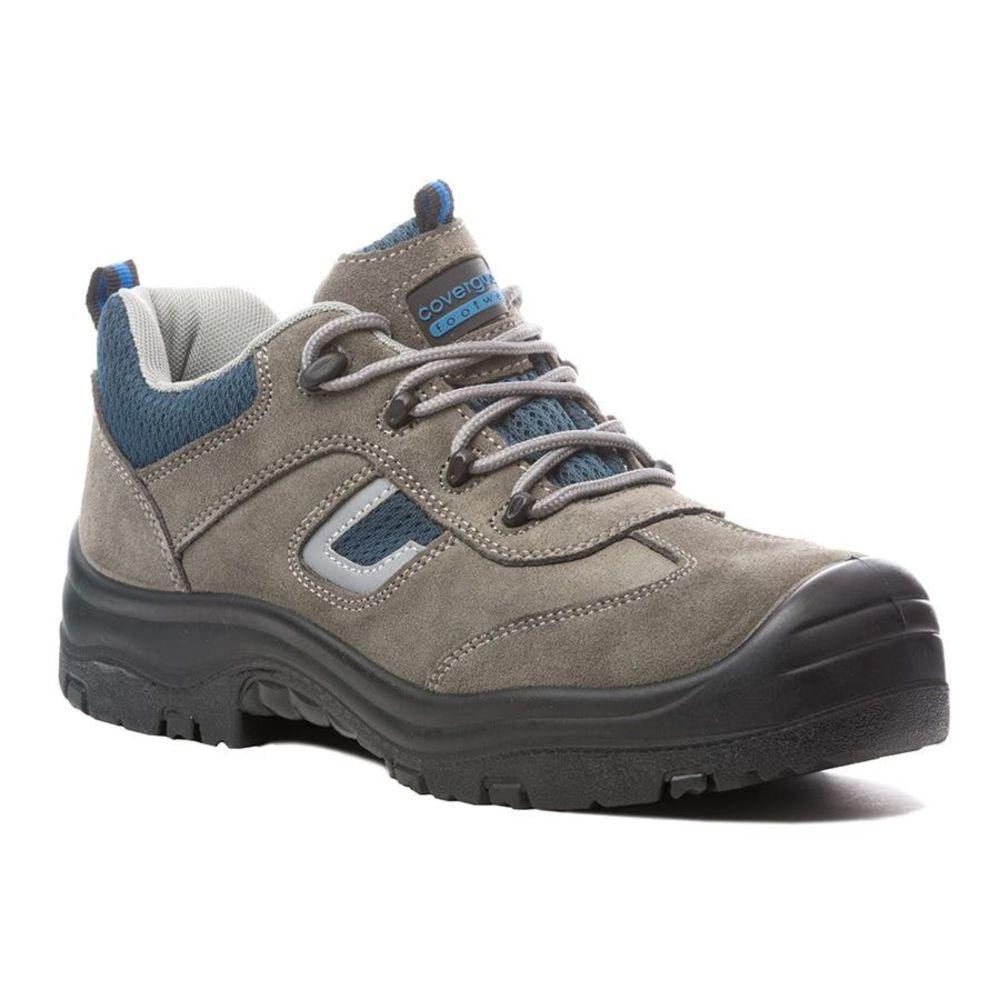 Chaussure de sécurité Coverguard COBALT II S1P SRC 100% sans métal - Gris
