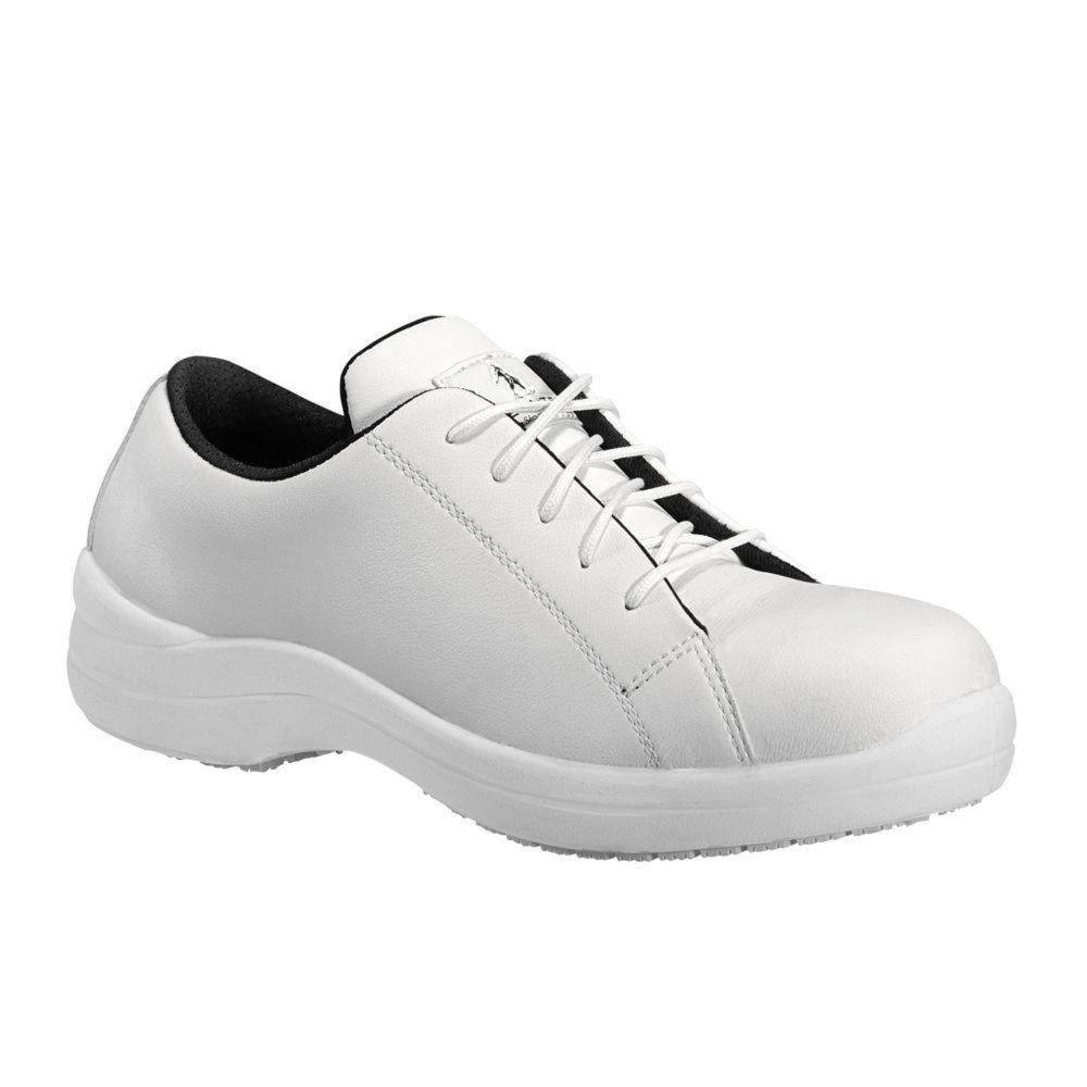 Chaussure de sécurité femme basse Lemaitre S3 Alba SRC - Blanc