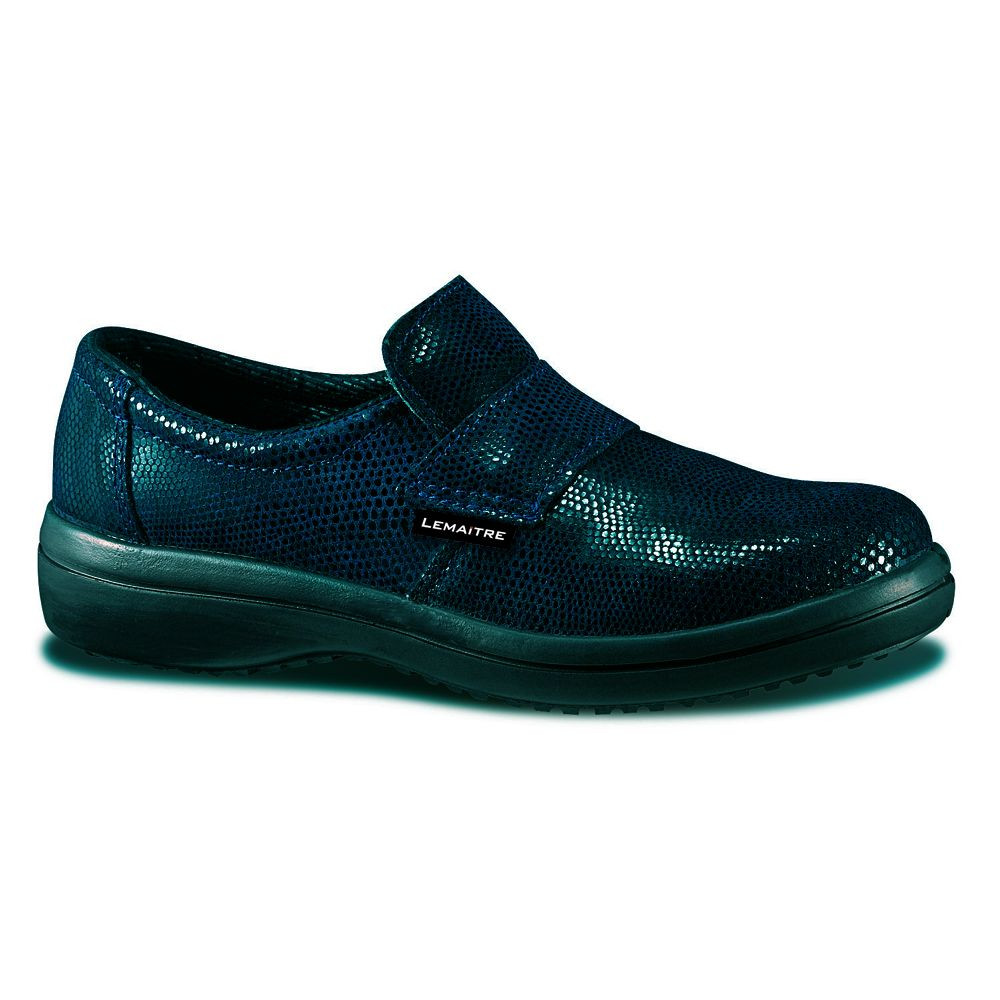 Chaussure de sécurité femme Lemaitre Marine S2 SRC