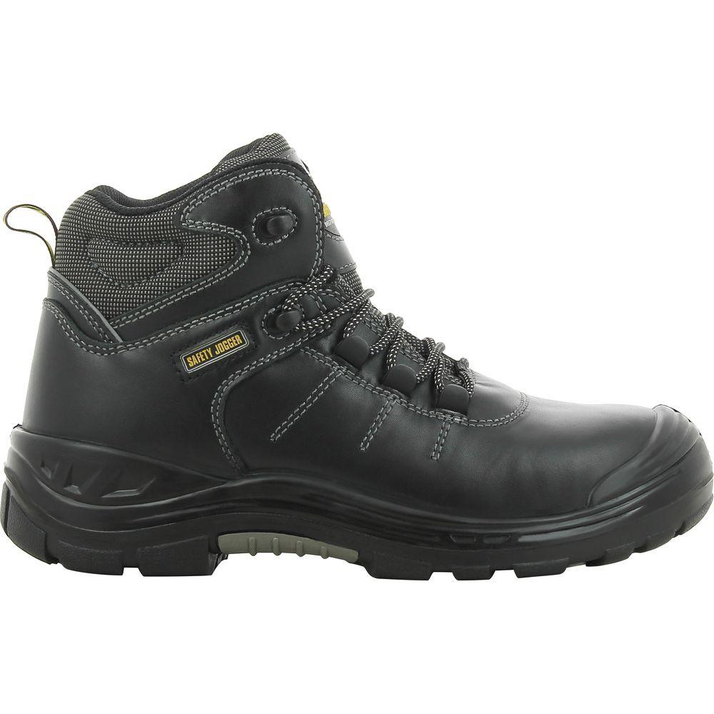 Chaussures de sécurité fourrées Saftey Jogger Pulse S3 SRC CI HRO 100% sans métal - Chaussure de sécurité haute Homme PULSE S3 SRC CI HRO non-métalique