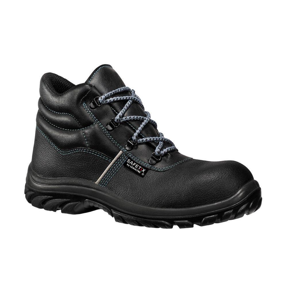 Chaussure de sécurité haute Lemaitre S3 Bluefox SRC - Noir