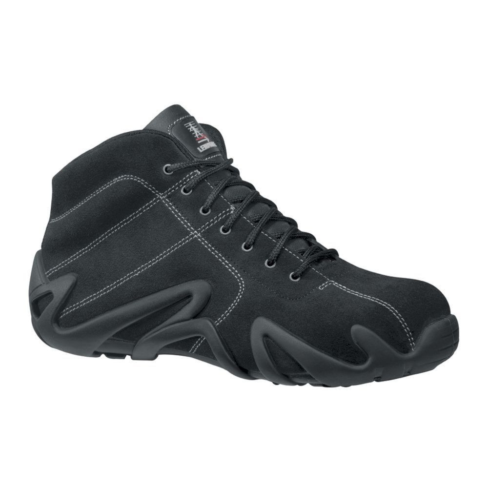Chaussure de sécurité haute Lemaitre S3 Easyhigh SRC - Noir