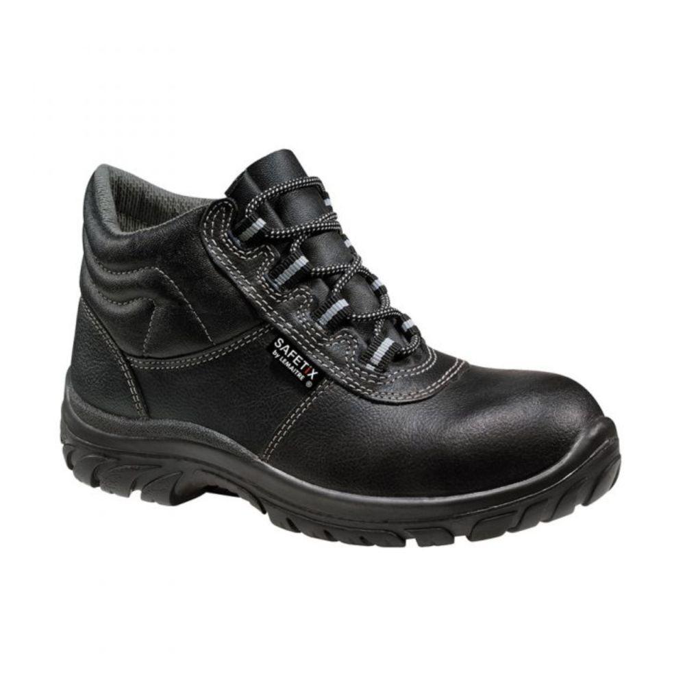 Chaussure de sécurité haute Lemaitre S3 Speedfox SRC 100% non métallique - Noir