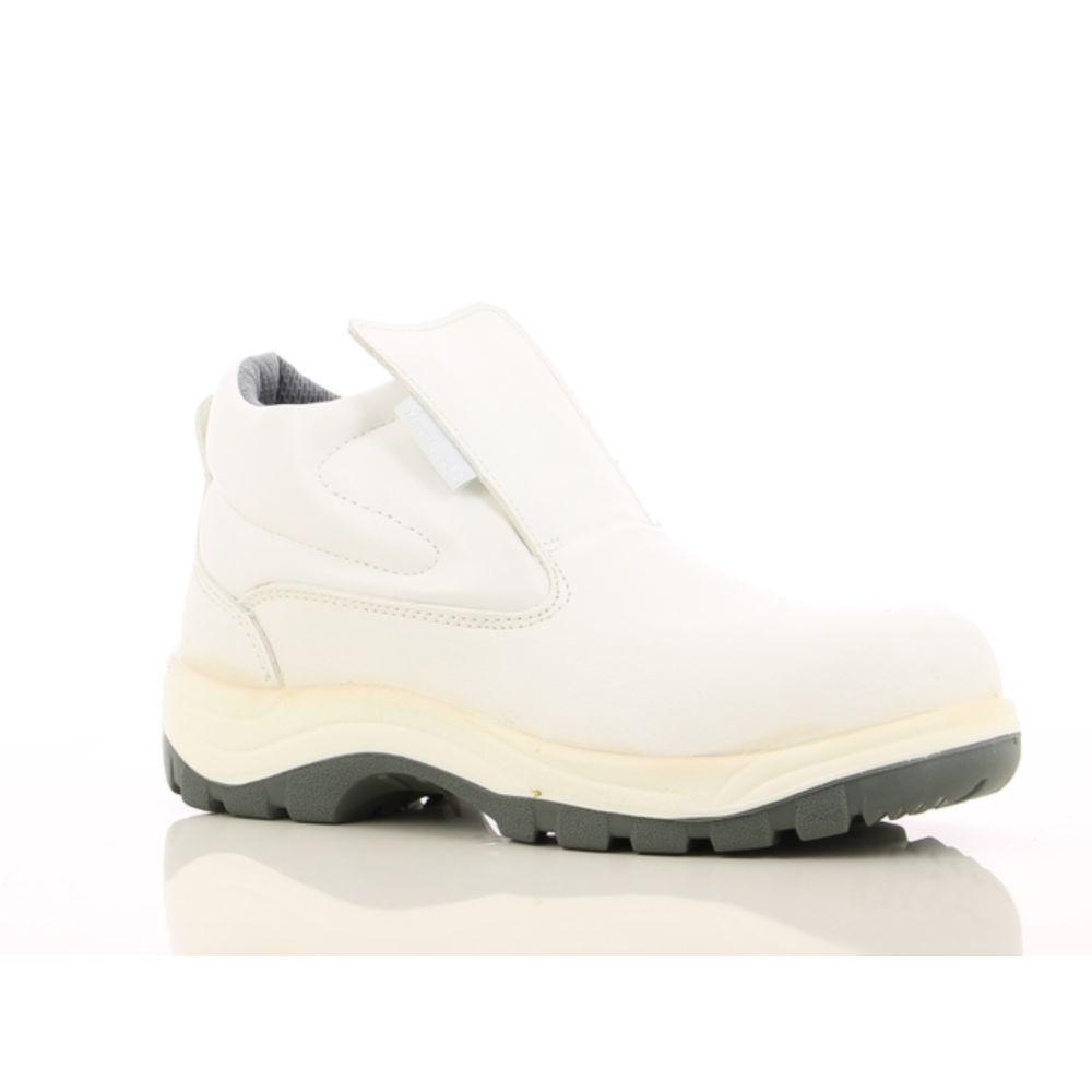 Chaussures de sécurité cuisine montantes Maxguard W420 S2 - Blanc