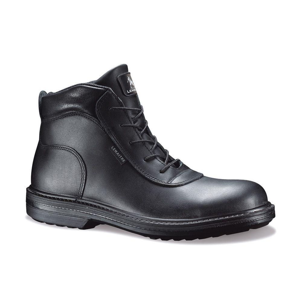 professionnel de premier plan choisir l'original style classique de 2019 Chaussure de sécurité montante cuir Lemaitre S3 Zenith SRC