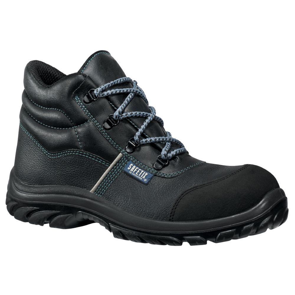 Chaussure de sécurité montante Lemaitre S3 Bluefox Cap SRC noir