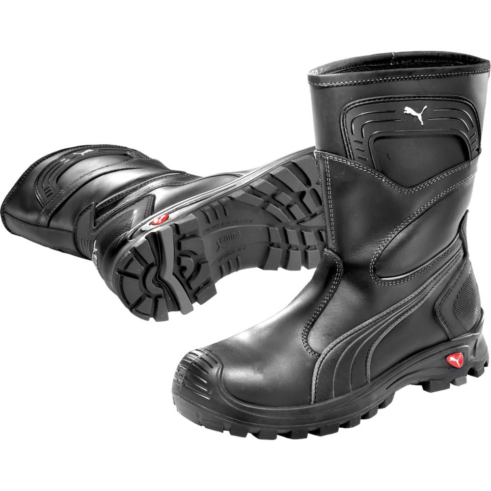 chaussure de securite puma montante