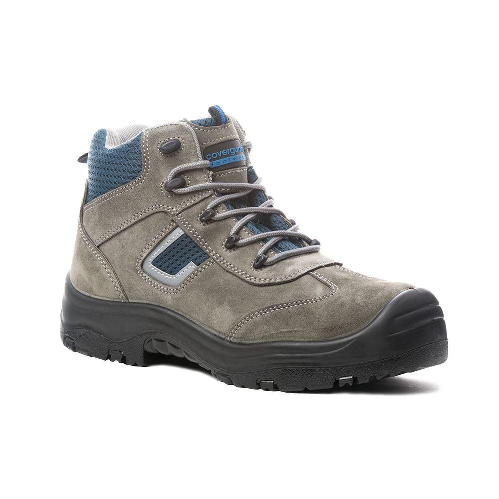 Chaussure de sécurité montante Coverguard Cobalt II S1P SRC 100% sans métal - Chaussure de sécurité montante  Coverguard Cobalt II S1P SRC Coté 2