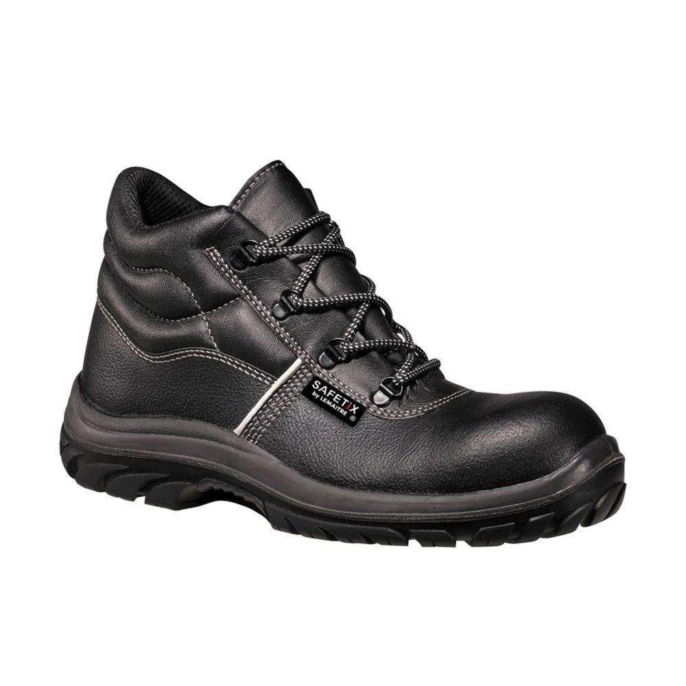 Chaussure de sécurité montantes Lemaitre S3 Nitfox SRC HRO - Noir