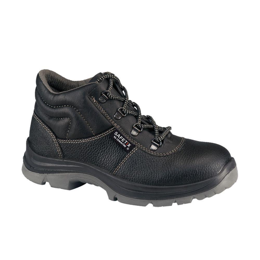 Chaussure de sécurité montantes Lemaitre Smartfox S1P - Noir