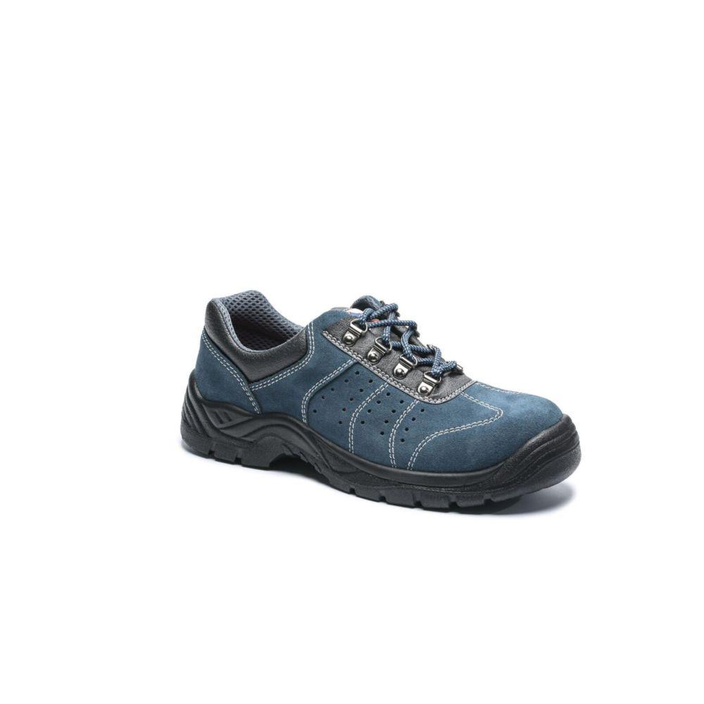 Chaussures de sécurité Portwest Steelite Trainer aérée S1P - Bleu