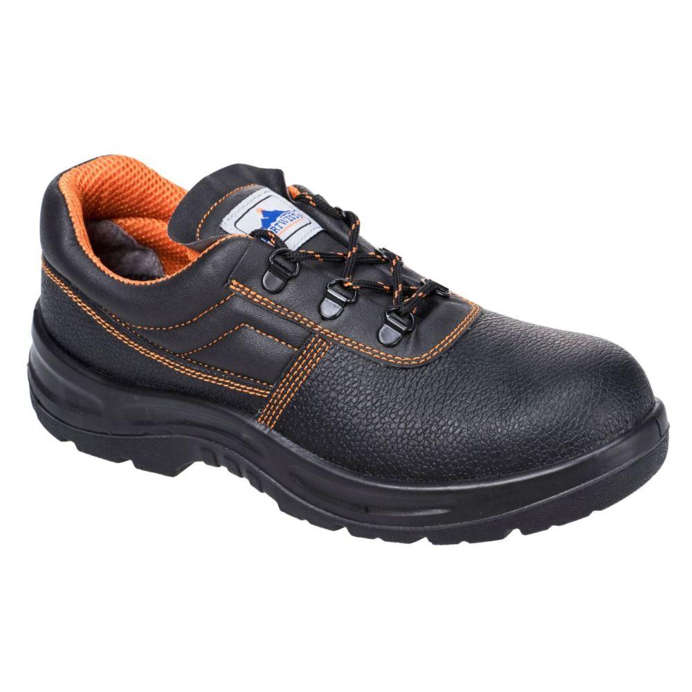 Chaussures de sécurité basses Portwest Steelite Ultra S1P - Noir