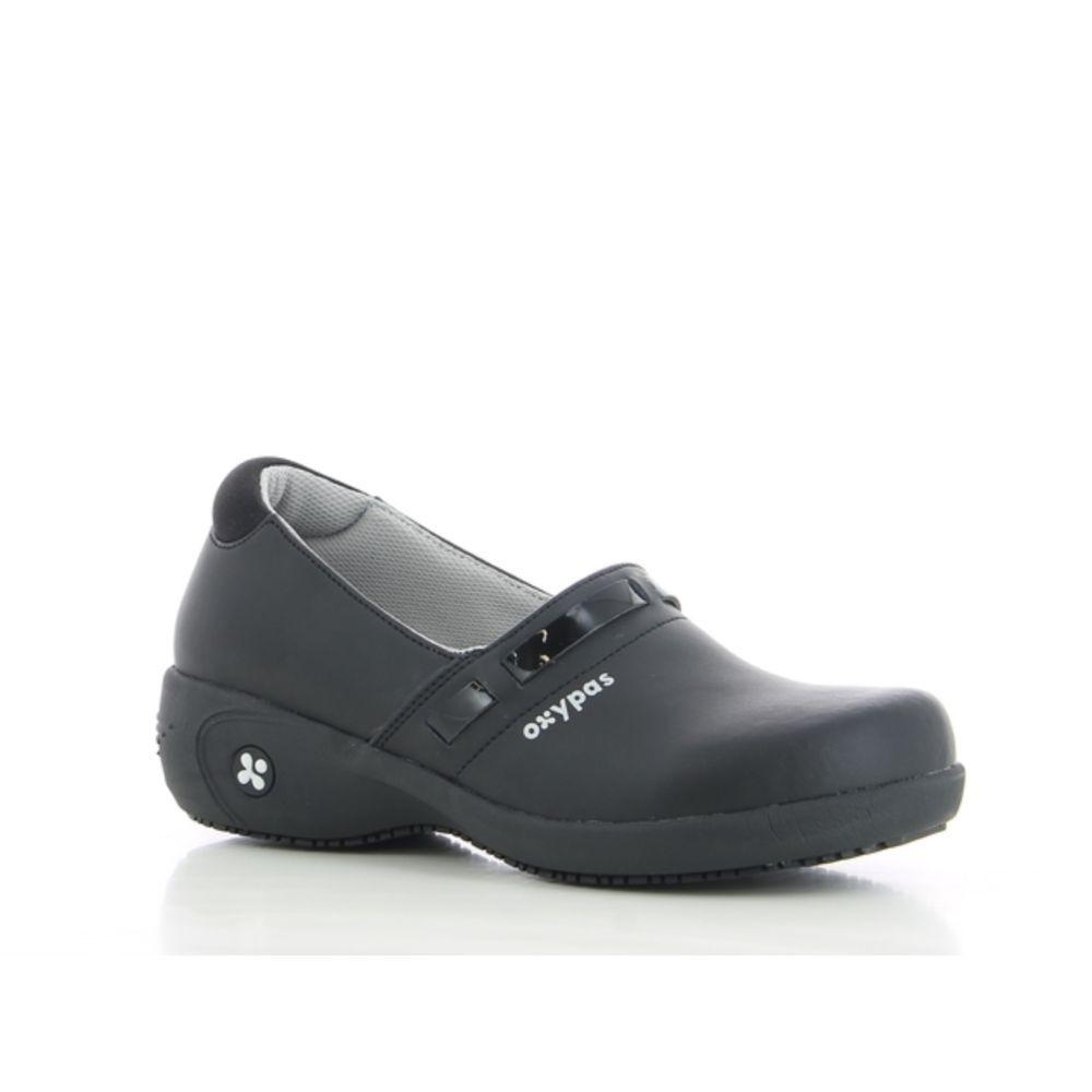 Chaussure de travail Oxypas Lucia ESD SRC - Noir