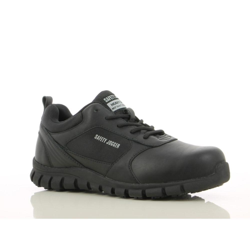 Chaussures de travail ultra légères Safety Jogger KOMODO S3 SRC ESD - Noir