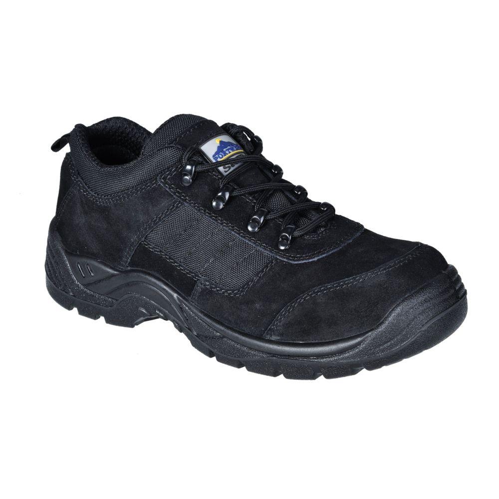 Chaussures de sécurité basses Trouper S1P Portwest Steelite - Noir