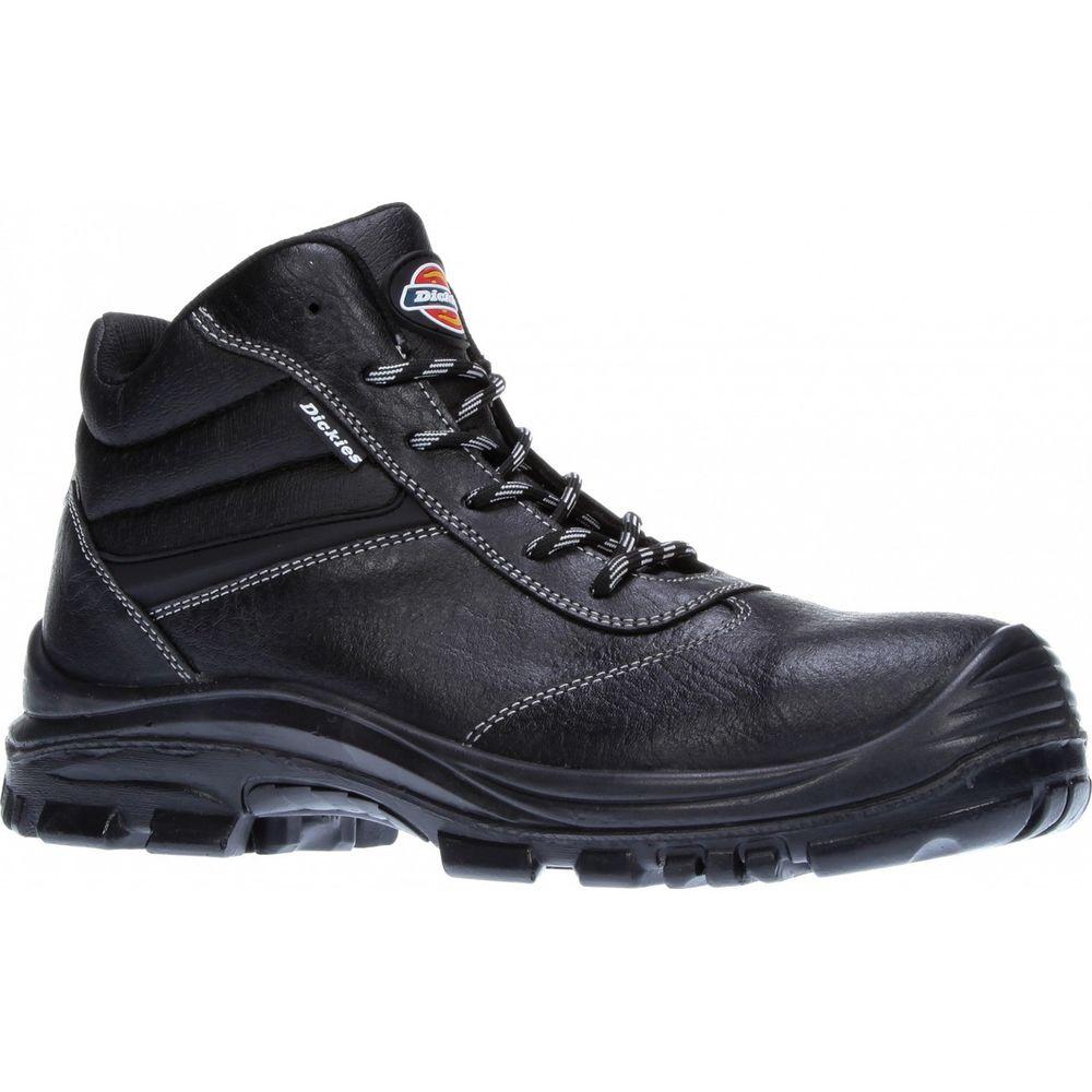 Chaussures de sécurité 100% non métalliques Dickies S3 Fractus - Noir