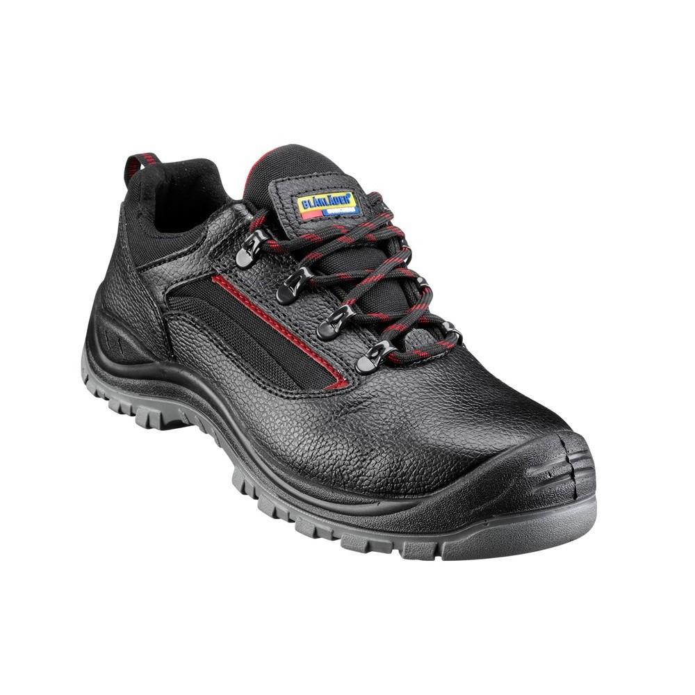3d42999e9ce Chaussures de sécurité basse Blaklader S3 SRC Cuir de buffle