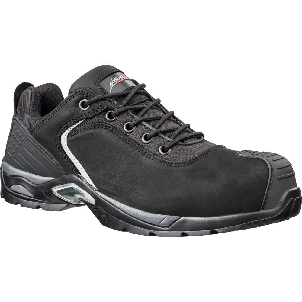 Chaussures de sécurité basses Albatros Runner XTS S3 HRO SRC - Noir