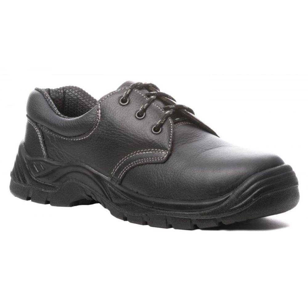 Chaussures de sécurité basses Coverguard Agathe S3 SRC - Noir